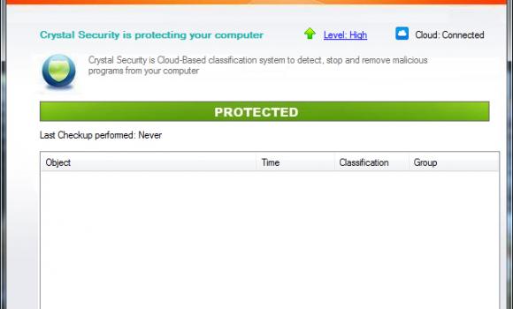 Crystal Security Ekran Görüntüleri - 4