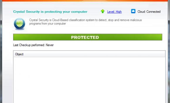 Crystal Security Ekran Görüntüleri - 1
