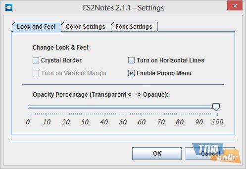 CS2Notes Ekran Görüntüleri - 1