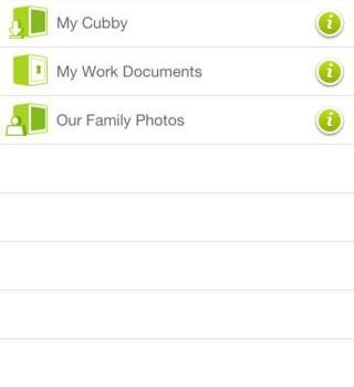 Cubby Ekran Görüntüleri - 4
