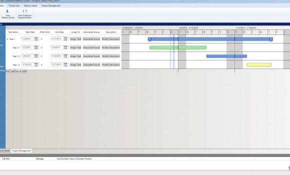 Custom Software Metrics Suite Ekran Görüntüleri - 7