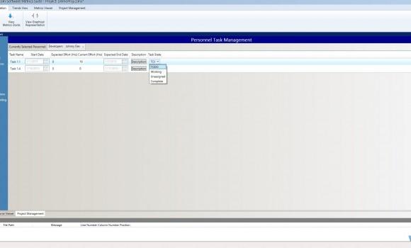 Custom Software Metrics Suite Ekran Görüntüleri - 1
