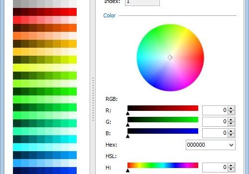 Cyotek Palette Editor Ekran Görüntüleri - 2
