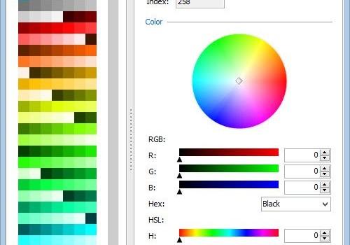 Cyotek Palette Editor Ekran Görüntüleri - 3