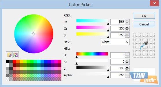 Cyotek Palette Editor Ekran Görüntüleri - 5