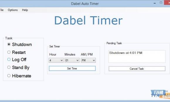 Dabel Auto Timer Ekran Görüntüleri - 1