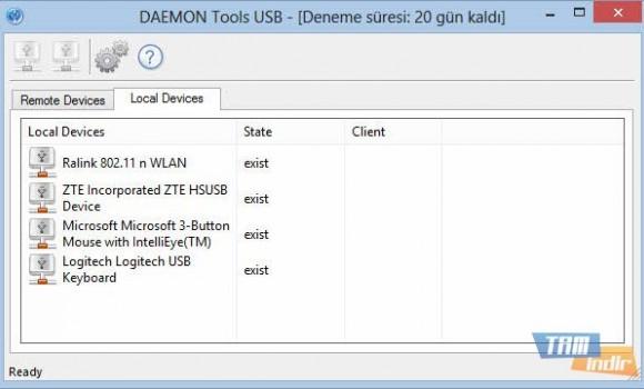 DAEMON Tools USB Ekran Görüntüleri - 1