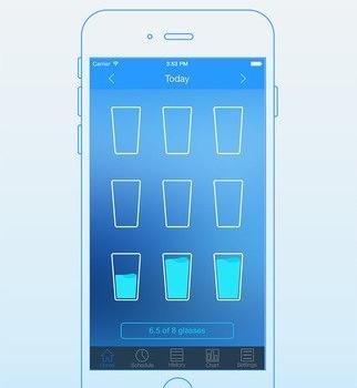 Daily Water Free Ekran Görüntüleri - 3