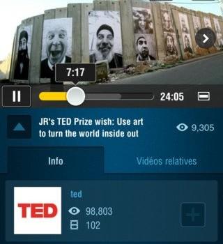 Dailymotion Video Stream Ekran Görüntüleri - 2