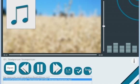 Dalenryder Music Player Ekran Görüntüleri - 1