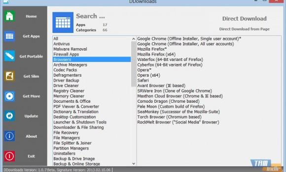 DDownloads Ekran Görüntüleri - 3