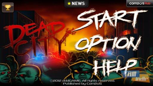 Dead City Ekran Görüntüleri - 5