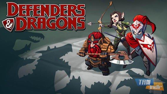 Defenders & Dragons Ekran Görüntüleri - 5