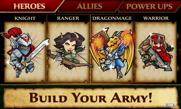 Defenders & Dragons Ekran Görüntüleri - 2