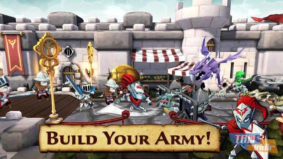 Defenders & Dragons Ekran Görüntüleri - 4