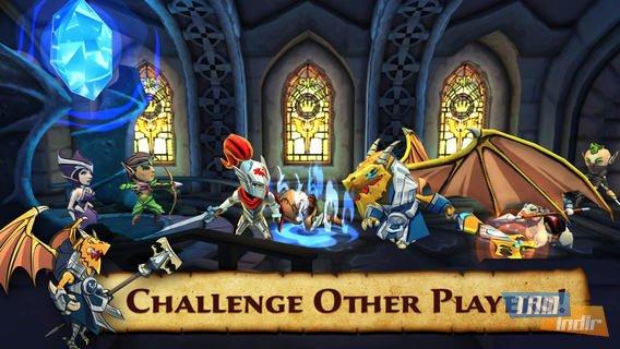 Defenders & Dragons Ekran Görüntüleri - 1