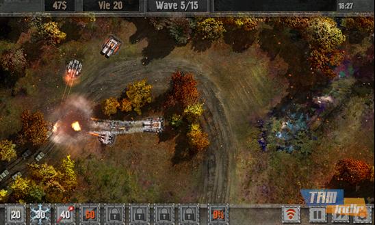 Defense Zone 2 Ekran Görüntüleri - 1