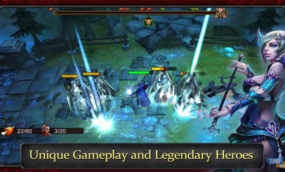 Demonrock: War of Ages Ekran Görüntüleri - 3