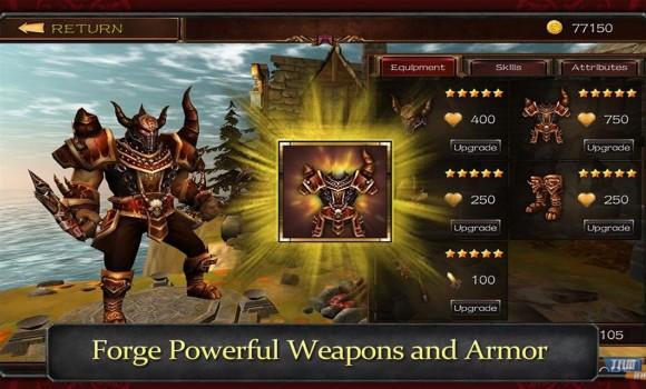 Demonrock: War of Ages Ekran Görüntüleri - 1