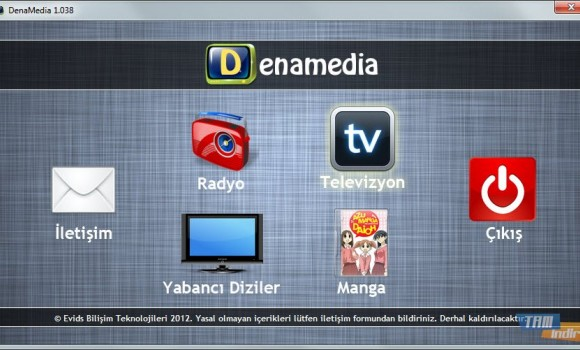 DenaMedia Ekran Görüntüleri - 4