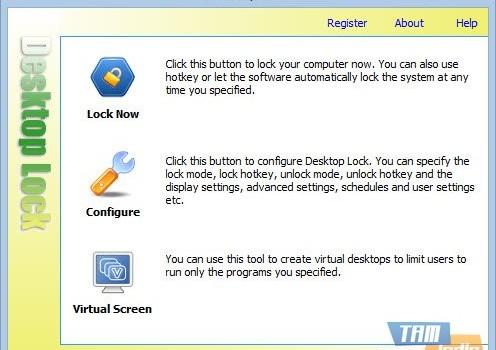 Desktop Lock Ekran Görüntüleri - 3