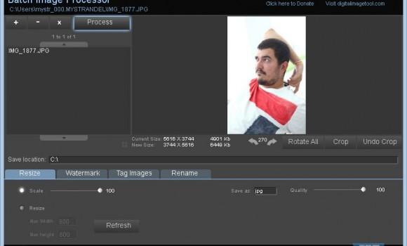 Digital Image Tool Ekran Görüntüleri - 4
