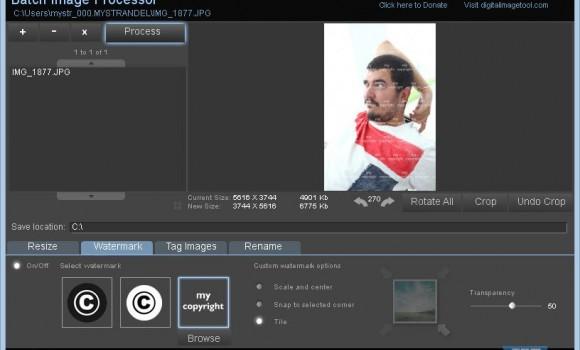 Digital Image Tool Ekran Görüntüleri - 3