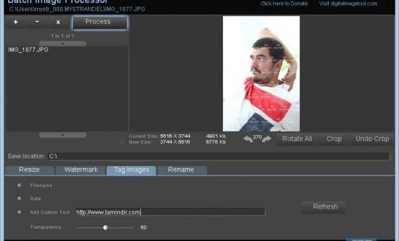 Digital Image Tool Ekran Görüntüleri - 2