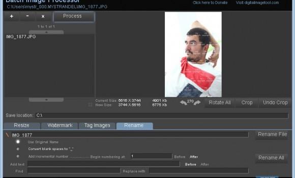 Digital Image Tool Ekran Görüntüleri - 1