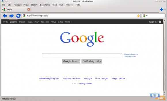 Dinosaur Web Browser Ekran Görüntüleri - 5