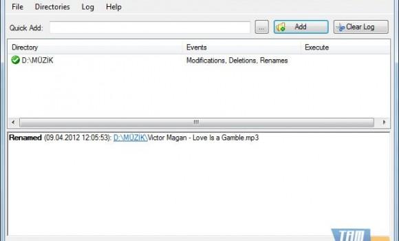 Directory Monitor Ekran Görüntüleri - 2