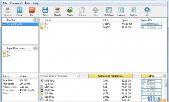Disk Savvy Ekran Görüntüleri - 1