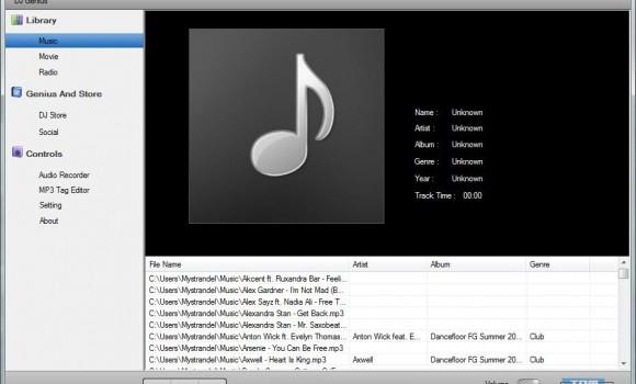 DJ Genius Ekran Görüntüleri - 1