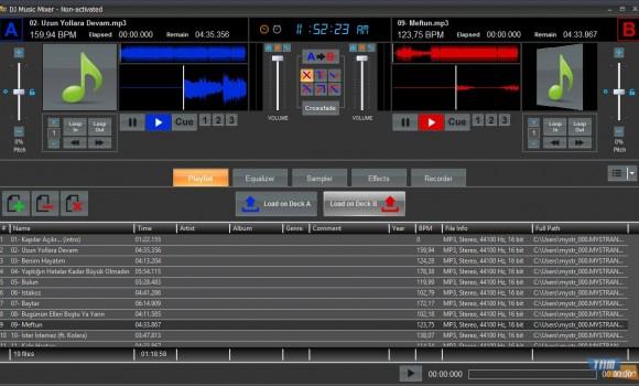 DJ Music Mixer Ekran Görüntüleri - 4