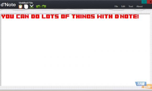 d'Note Ekran Görüntüleri - 2