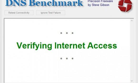 DNS Benchmark Ekran Görüntüleri - 2