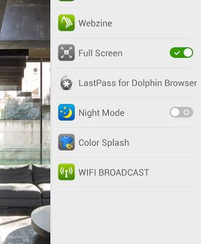 Dolphin Browser Ekran Görüntüleri - 2