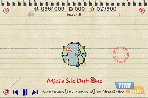 DoodleGeddon Ekran Görüntüleri - 1