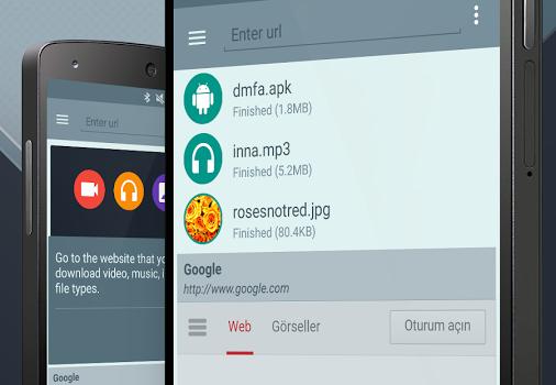 Download Manager for Android Ekran Görüntüleri - 2