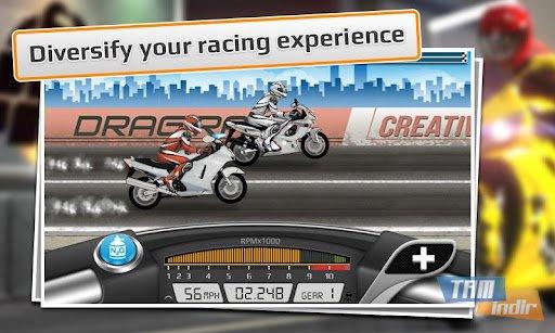 Drag Racing: Bike Edition Ekran Görüntüleri - 6