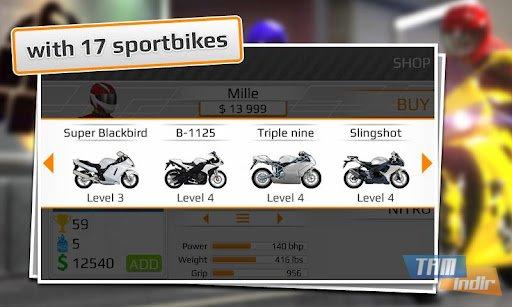 Drag Racing: Bike Edition Ekran Görüntüleri - 5