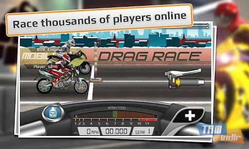 Drag Racing: Bike Edition Ekran Görüntüleri - 4