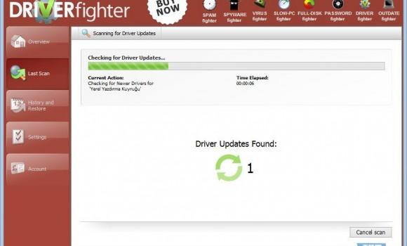 DRIVERfighter Ekran Görüntüleri - 4