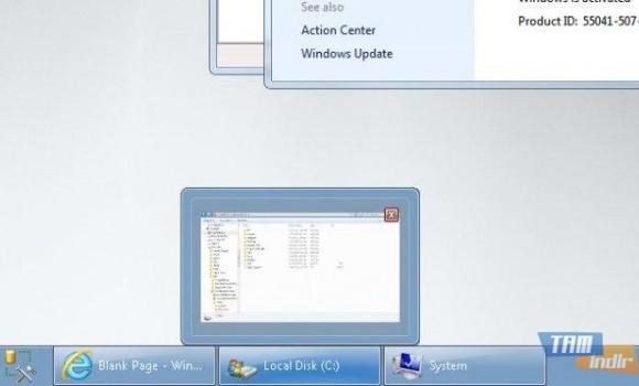 Dual Monitor Taskbar Ekran Görüntüleri - 1