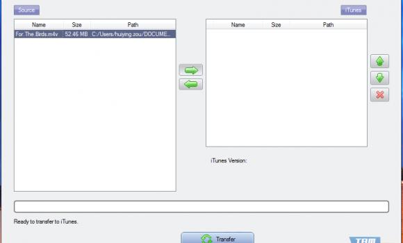 DVDFab File Transfer Ekran Görüntüleri - 1