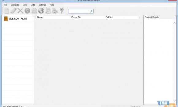 E-Z Contact Book Ekran Görüntüleri - 3
