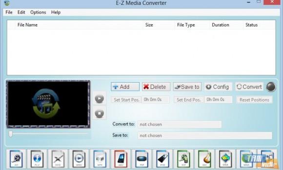 E-Z Media Converter Ekran Görüntüleri - 3