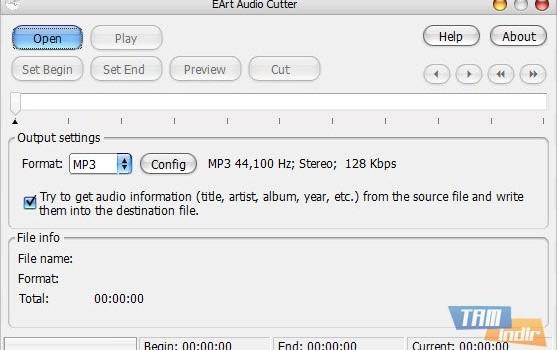 EArt Audio Cutter Ekran Görüntüleri - 4