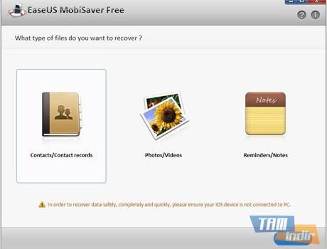 EaseUS MobiSaver Free Ekran Görüntüleri - 6