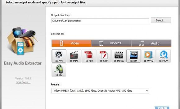 Easy Audio Extractor Ekran Görüntüleri - 4